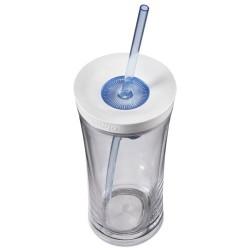 Contigo - LGX100A01 - Shake & Go AUTOCLOSE Mixer Travel Bottle, 20 oz, Clean, Plastic