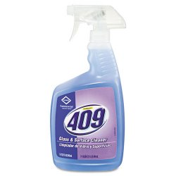 Clorox - 35293 - Formula 409 Glass & Surface Cleaner - Spray - 0.25 gal (32 fl oz) - 1 Each