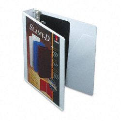 Cardinal - 10400 - Cardinal SuperStrength Heavy-Duty ClearVue Locking Slant-D View Binder (Each)