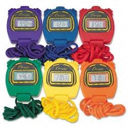 Champion Sports - 910SET - Champion Sport s Precision Stop Watches - Sports - Digital - Quartz
