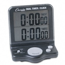 Champion Sports Analog and Digital Timers