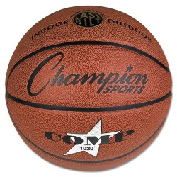 Champion Sports - SB1020 - Indoor or Outdoor Composite Cover Basketball