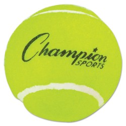 Champion Sports - TB3 - Indoor or Outdoor Tennis ball