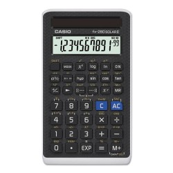 Casio - FX-260SOLAR11-S-IH - Casio Scientific Calculator - 10 Digits
