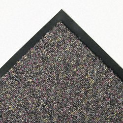 Crown Mats / Ludlow Composites - CB0035BR - Classic Berber Wiper Mat, Nylon/Olefin, 36 x 60, Brown