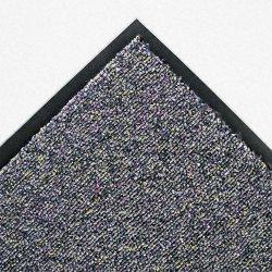 Crown Mats / Ludlow Composites - CB0035GY - Classic Berber Wiper Mat, Nylon/Olefin, 36 x 60, Gray