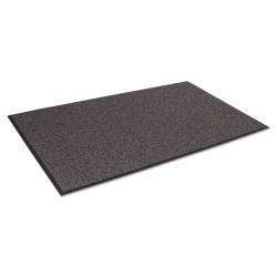 Crown Mats / Ludlow Composites - CS 0023BR - Cross-Over Indoor/Outdoor Wiper/Scraper Mat, Olefin/Poly, 24 x 36, Brown
