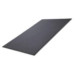 Crown Mats / Ludlow Composites - CWN FL2436BK - Static Dissipative Mat, Black, PVC Foam, 3 ft. x 2 ft., 1 EA