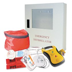 Defibtech - Ccprx-0001 - Lifeline Aed Starter Kit (each)