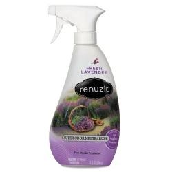 Dial - 01704 - Super Odor Neutralizer Spray, Fresh Lavender, 13 oz Spray Bottle, 6/Ctn
