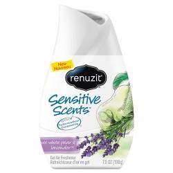 Dial - 05362EA - Adjustables Air Freshener, Pure White Pear & Lavender, 7 oz Cone
