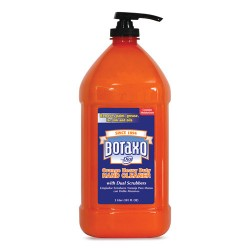 Dial - DIA 06058 - Orange Heavy Duty Hand Cleaner, 3 Liter Pump Bottle, 4/Carton