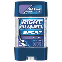 Dial - 1700006951 - Sport Gel Deodorant, Active Scent, 3 oz Tube, 12/Carton