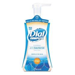 Dial - 02936CT - Antibacterial Foaming Hand Wash, Original Scent, 7.5oz Pump Bottle, 8/Carton