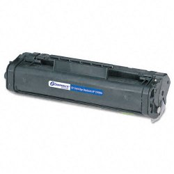 Dataproducts - 57600 - Remanufactured C3906A (06A) Toner, 2500 Page-Yield, Black