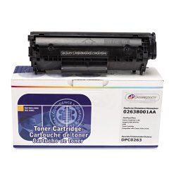Dataproducts - DPC0263 - Remanufactured 0263B001AA (104) Toner, 2000 Page-Yield, Black