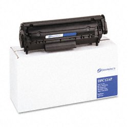 Dataproducts - DPC12AP - Remanufactured Q2612A (12A) Toner, 2000 Page-Yield, Black