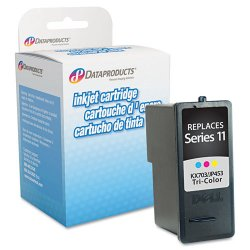 Dataproducts - DPCD453 - Remanufactured JP453 (Series 11) High-Yield Ink, 375 Page-Yield, Tri-Color