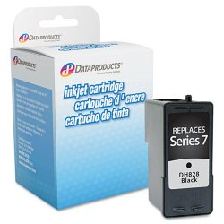 Dataproducts - DPCDH828 - Remanufactured DH828 (Series 7) Ink, 600 Page-Yield, Black