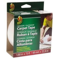 Duck - 442062 - Carpet Tape, 1.88 x 75ft, 3 Core