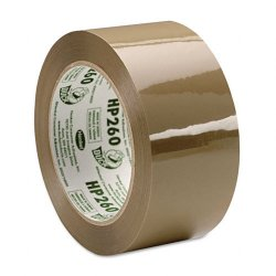 Duck - HP260T - Carton Sealing Tape 1.88 x 60yds, 3 Core, Tan