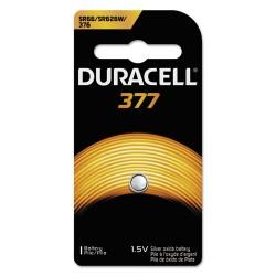 Duracell - DURD377BPK - Battery 377 Silver Oxide