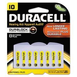 Duracell - DA-10B8 - Duracell Zinc Hearing Aid Battery - 6 Pack