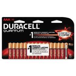 Duracell - MN24B16 - AAA Alkaline Battery 16-Pack