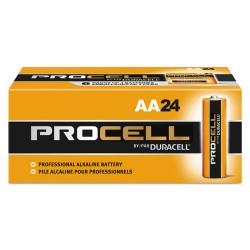 Duracell - PC1500BKD* - Procell Alkaline Batteries, AA, 144/Carton