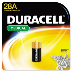 Duracell - PX28ABPK - Duracell PX28ABPK Battery, 6V, CR2430, Lithium, Button Cell