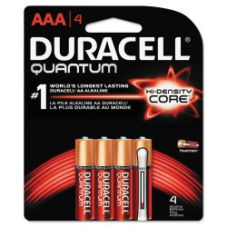 Duracell - AAA4BCD - Duracell ULTRA General Purpose Battery