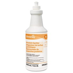 S.C. Johnson & Son - DVO 5002611 - Protein Spotter, Fresh Scent, 32 oz Bottle, 6/Carton