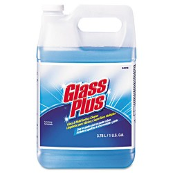 S.C. Johnson & Son - DRK 94379 - Glass Cleaner, Floral, 1gal Bottle, 4/Carton