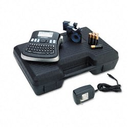 DYMO - 1738976 - Labelmanager 210d - Labelmaker - Monochrome - Thermal Transfer - Dymo Labelmaker