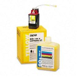 Eastman Kodak - 21998900 - Ink Go+ Kit 6/7/800 Yl