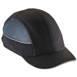 EGO - 23373 - Skullerz 8960 Bump Cap w/LED Lighting Technology, Short Brim, Navy