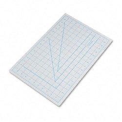 Elmer's - X7761 - Elmer's X-ACTO Self-Healing Cutting Mats - Office - 18 Length x 12 Width - Gray