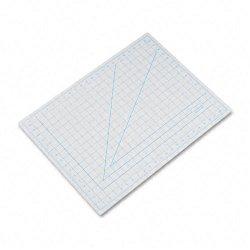 Elmer's - X7762 - Elmer's Self Healing Cutting Mat - 24 Length x 18 Width - Gray