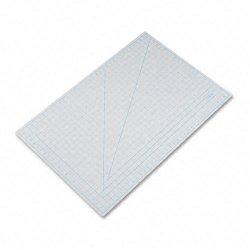 Elmer's - X7763 - Elmer's X7763 Self Healing Cutting Mat - 24 Length x 36 Width x 0.10 Depth - Gray