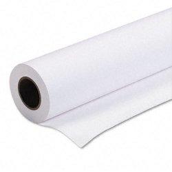 "Epson - S041855 - Epson Matte Paper - 44"" x 131.70 ft - 32 lb Basis Weight - 120 g/m² Grammage - Matte - 90 Brightness - 1 / Roll"