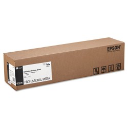 Epson - S045243 - Epson Signature Worthy Inkjet Print Canvas - 24 x 480 - 420 g/m Grammage - Soft Gloss - 1 Roll - Bright White