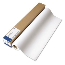 Epson - S045245 - Epson Signature Worthy Inkjet Print Canvas - 44 x 480 - 420 g/m Grammage - Soft Gloss - 1 Roll - Bright White