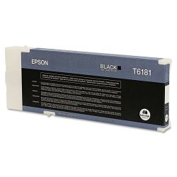 Epson - T618100 - Epson DURABrite Original Ink Cartridge - Inkjet - 8000 Pages - Black