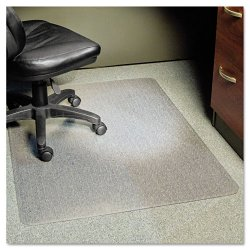 E.S. Robbins - 120321 - 46 x 60 Rectangle Chair Mat, Task Series AnchorBar for Carpet up to 1/4
