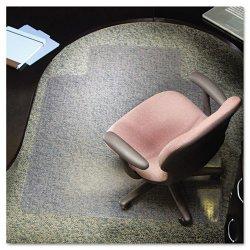 E.S. Robbins - 124054 - 36x48 Lip Chair Mat, Performance Series AnchorBar for Carpet up to 1