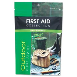 First Aid Only - 10108 - First Aid Kit, Kit, Plastic Case Material, Outdoors, 1 People Served Per Kit