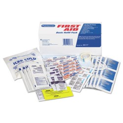 First Aid Only - 90177 - First Aid Refill Kit for 90175, 126 Pieces