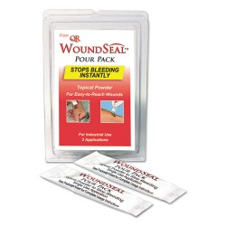 First Aid Only - 90326A - Refill for SmartCompliance General Business Cabinet, (2) Powder Pour Packs