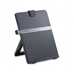 "Fellowes - 21106 - Fellowes Non-Magnetic Copyholder - Letter, Black - 11.3"" Height x 10.1"" Width x 7.4"" Depth - Black - Plastic"