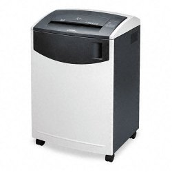 "Fellowes - 38485 - Fellowes Powershred® 485Ci 100% Jam Proof Cross-Cut Shredder - Continuous Shredder - Cross Cut - 30 Per Pass - for shredding Staples, Credit Card, CD, DVD, Paper Clip, Junk Mail - 0.16"" x 1.13"" Shred Size - P-4 - 20 ft/min - 16"""
